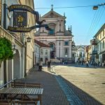 ulica Ostrobramska w Wilnie